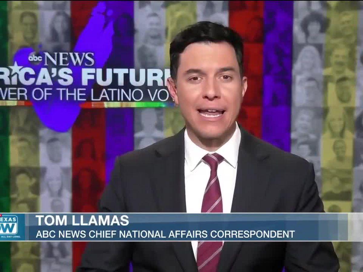 El jefe corresponsal de asuntos nacionales de ABC presenta un informe especial sobre los votantes latinos