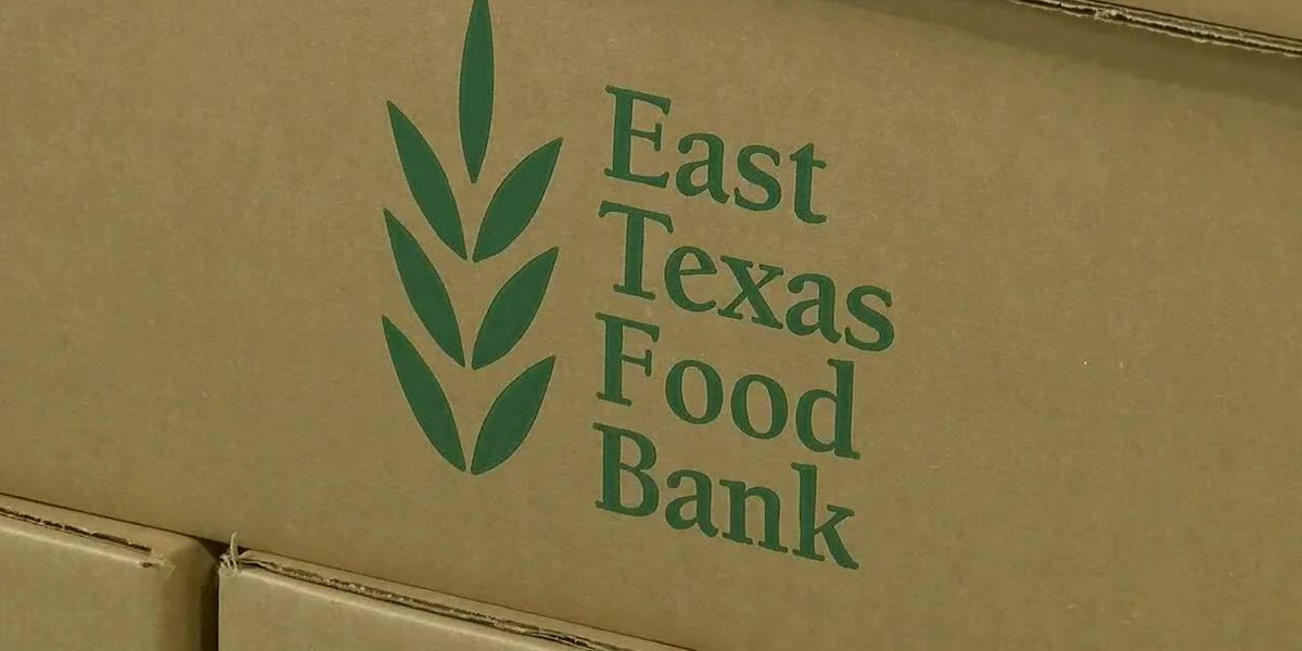 East Texas Food Bank organizará un evento de distribución de productos agrícolas en el Lufkin Expo Center