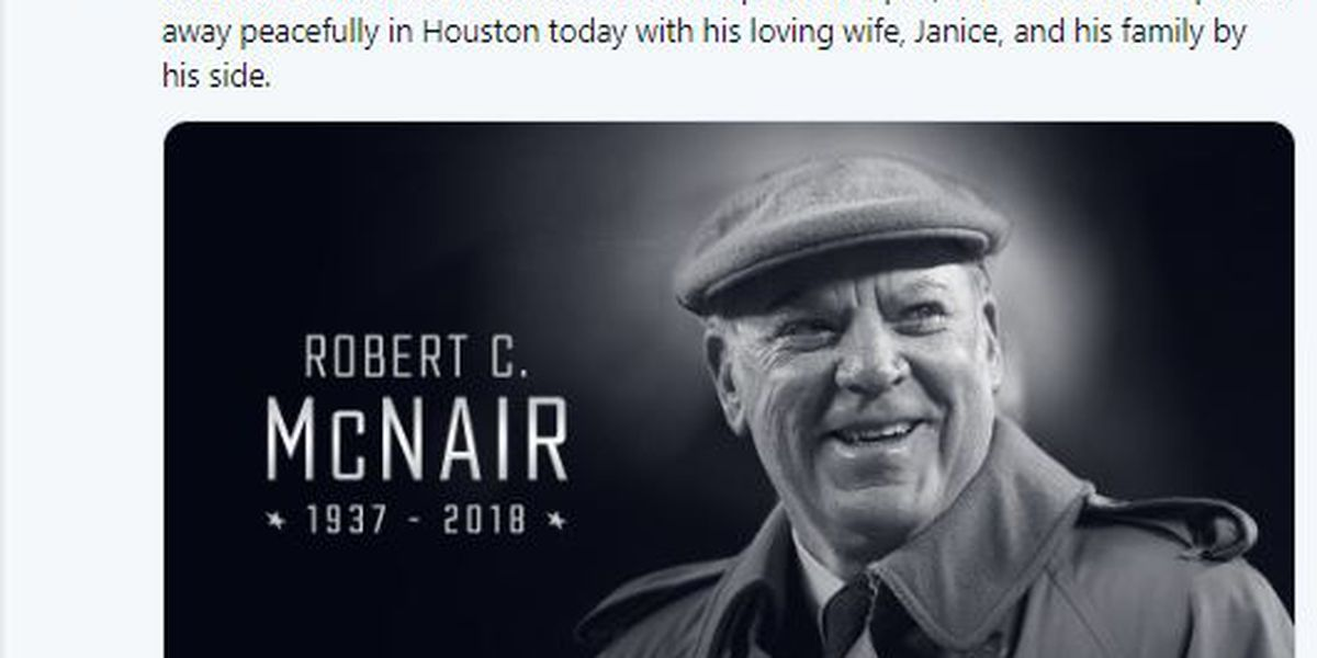 Fundador, CEO de Houston Texans muere