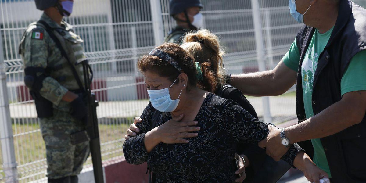 Escepticismo y miedo alimentan el virus en Ciudad de México
