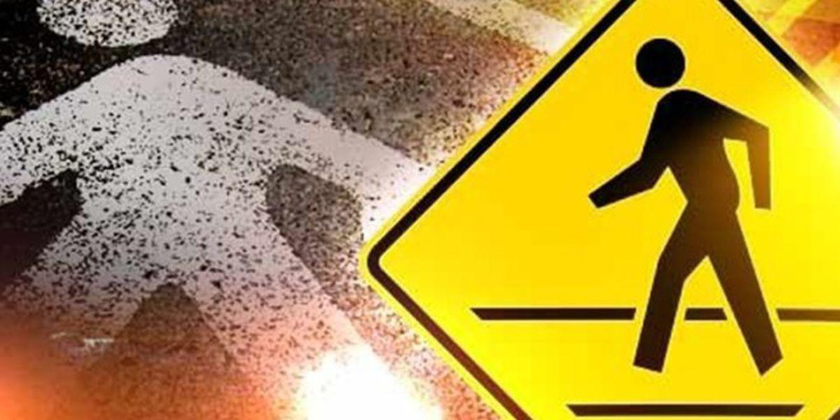 Mujer atropellada por vehículo cruzando Broadway Ave. en Tyler