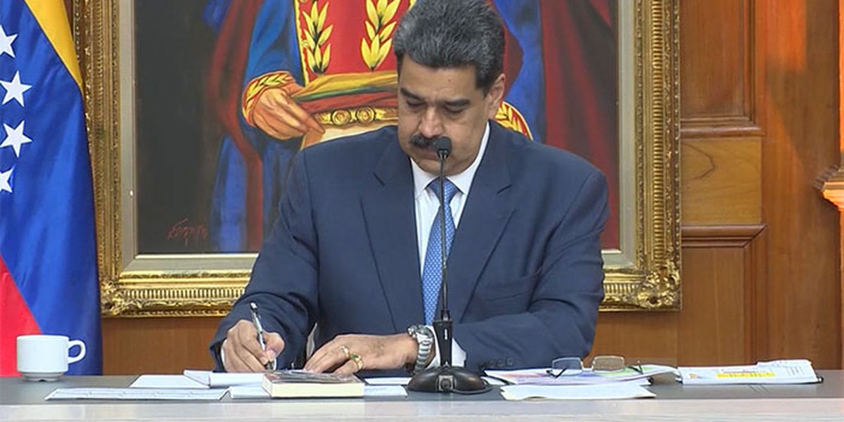EEUU anuncia nuevas sanciones contra venezolanos