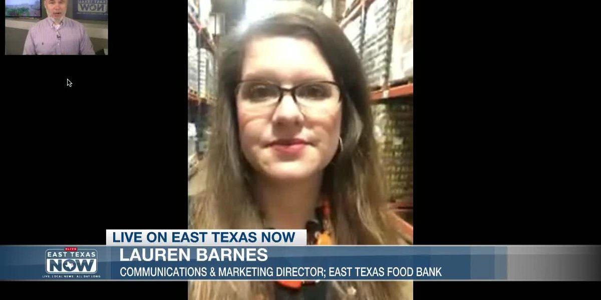 East Texas Food Bank distribuirá productos agrícolas gratuitos el viernes en Maude Cobb en Longview