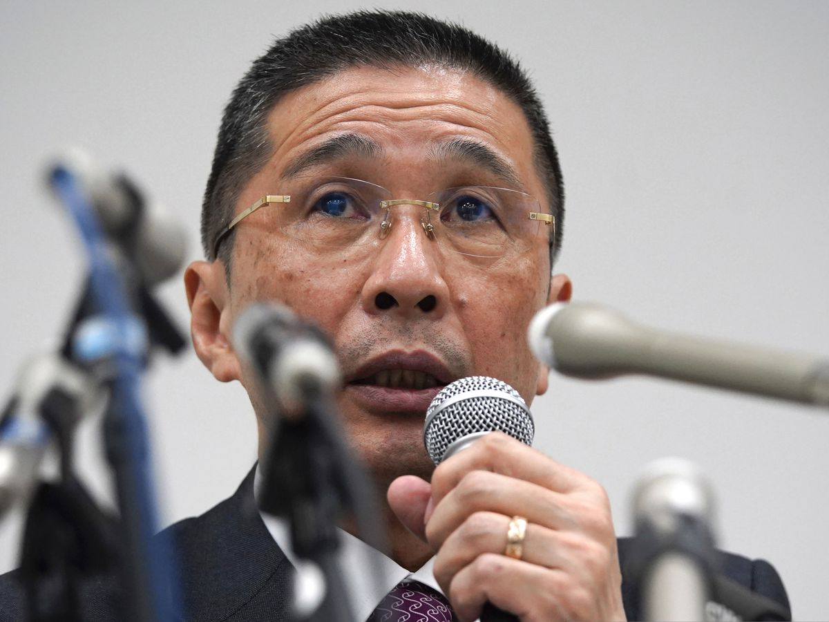 Nissan to replace rock-star chairman amid arrest scandal