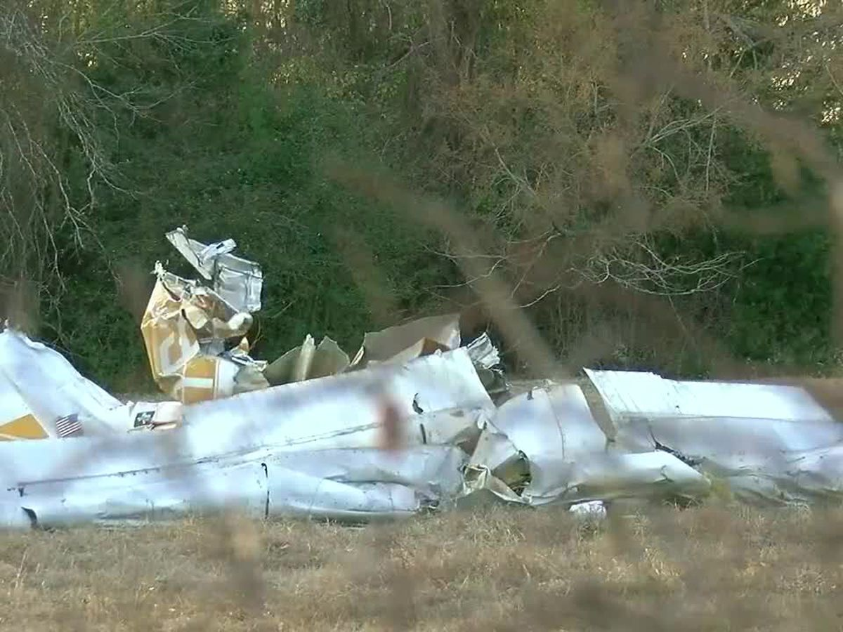Piloto muere tras de choque aéreo en Condado Cherokee