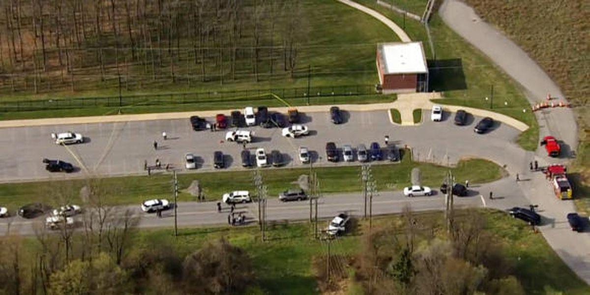 Un tiroteo en Maryland deja al menos dos marines heridos. El atacante fue abatido en una base militar