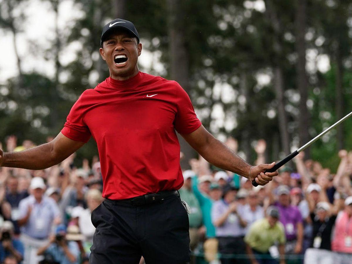 Tiger Woods sufre lesiones en la pierna tras accidente automovilístico en California