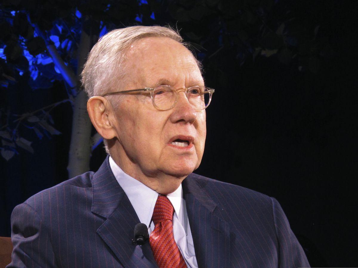 Reid machine keeps humming in Nevada, even in his retirement