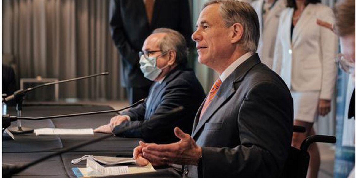 El gobernador Abbott insinúa los 'próximos pasos' de los planes para reabrir la economía de Texas en medio de COVID-19