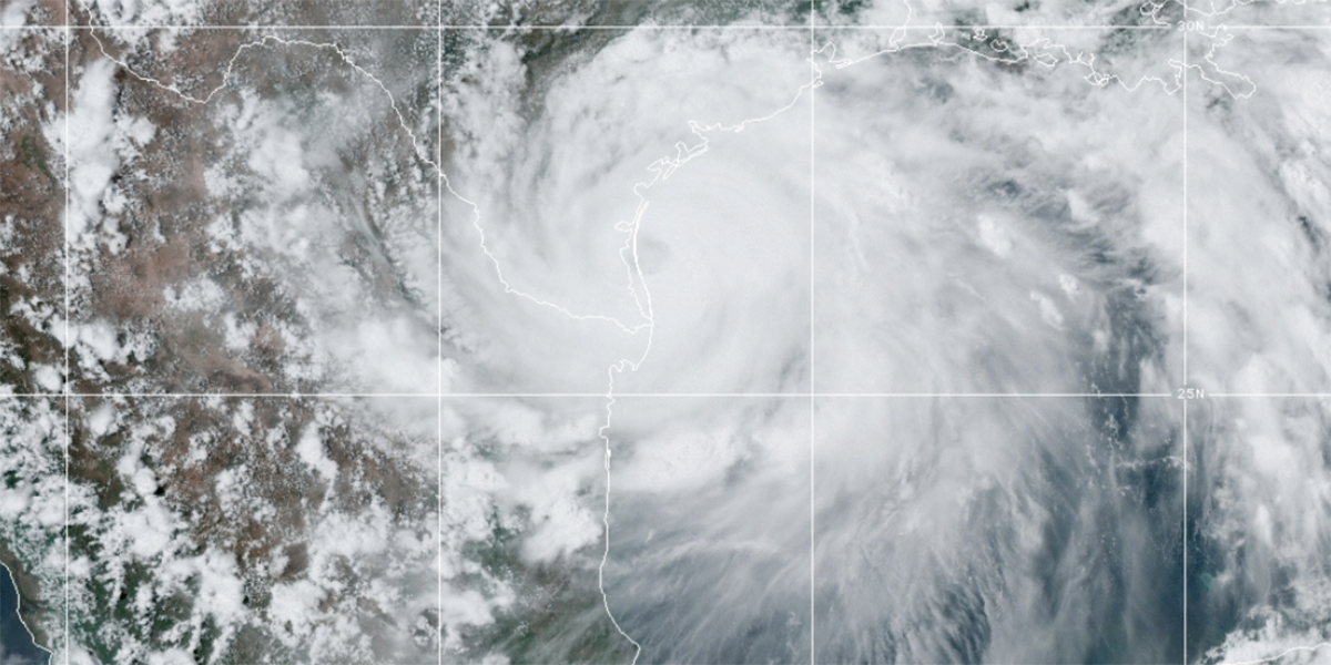 El huracán Hanna se degrada a depresión tropical