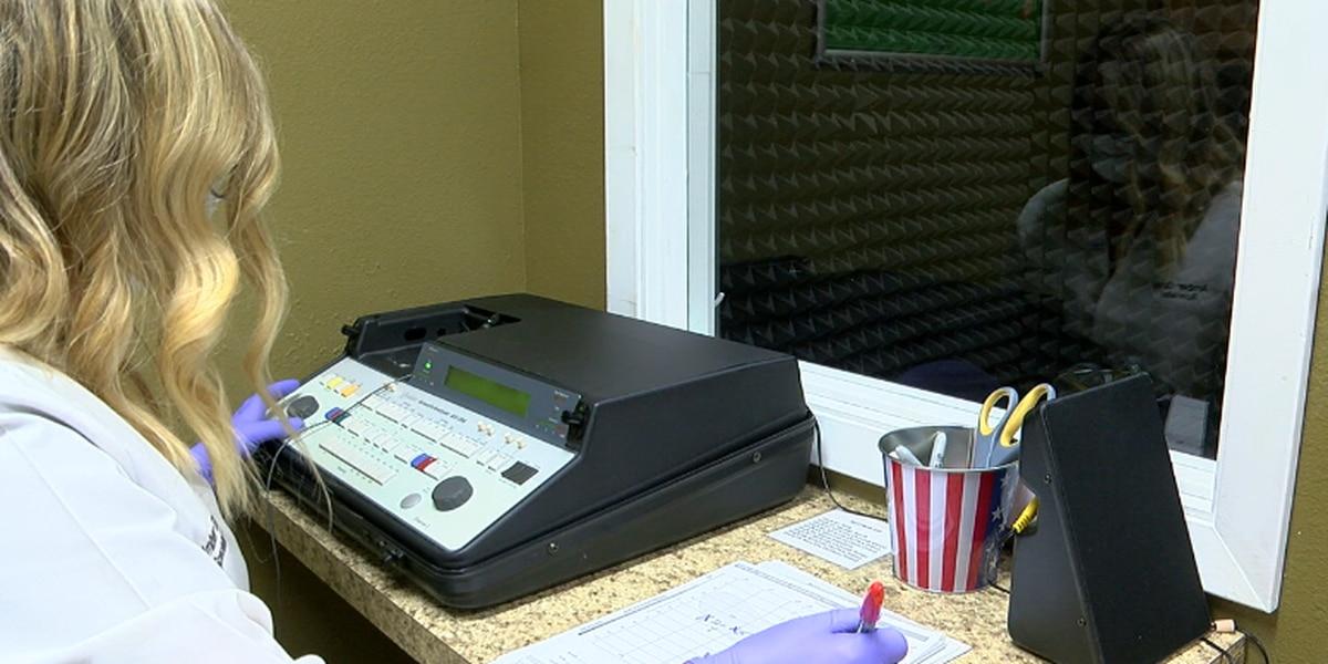 Una especialista en audición del este de Texas observa un aumento de pacientes durante el COVID-19