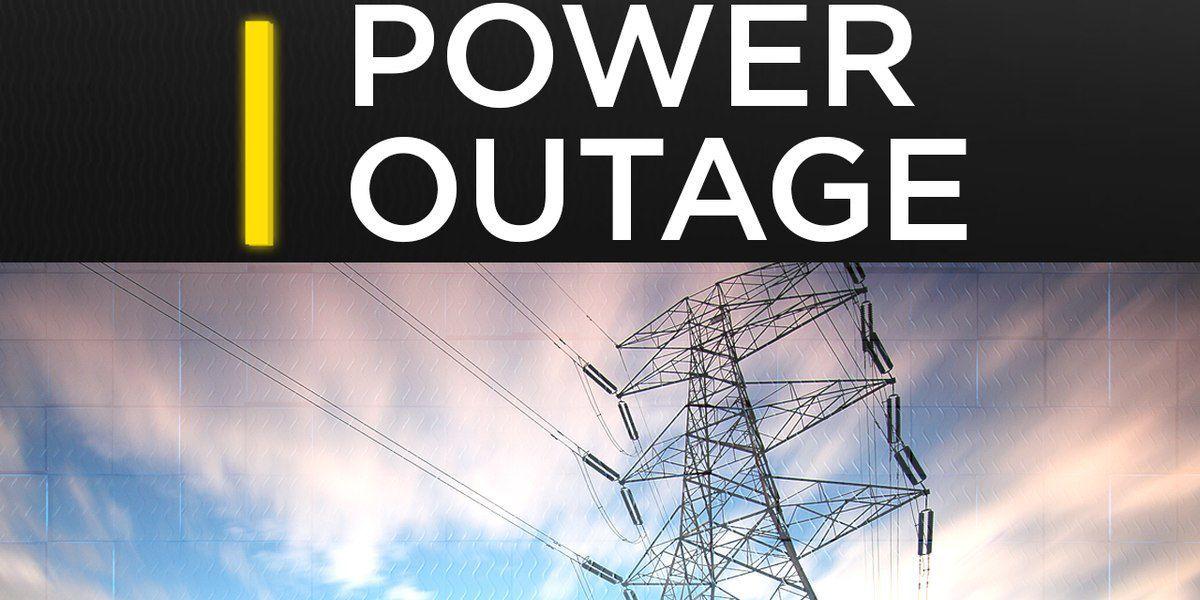 DETEC informa que quedan 2000 cortes de energía