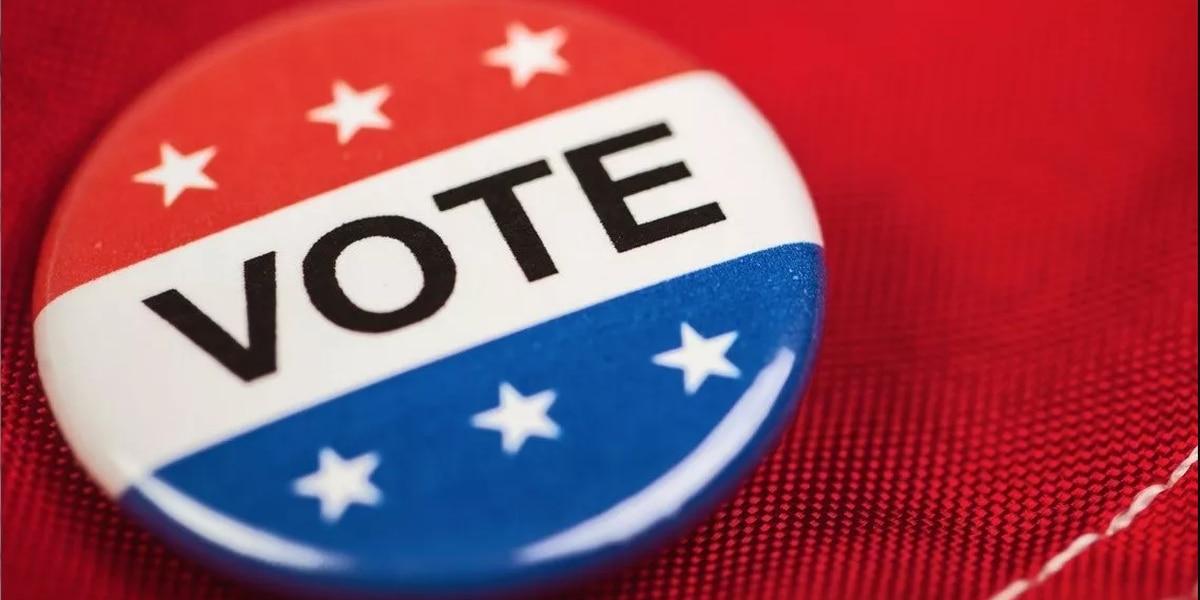 EEUU: Mujer vota topless porque su camiseta era anti-Trump