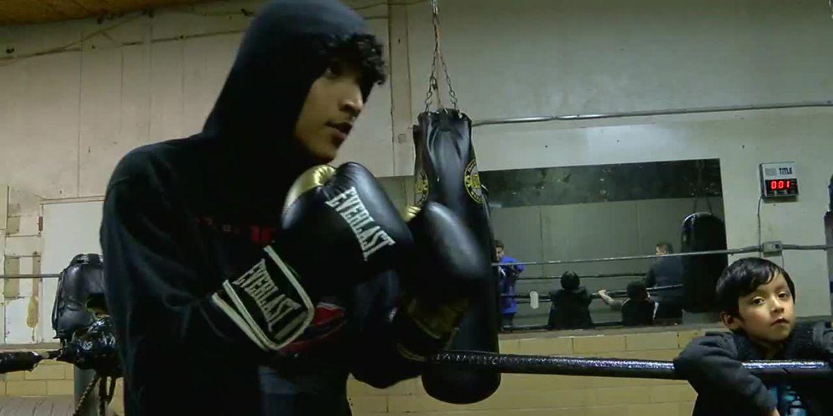'Yo quiero ser el campeón:' Joven de Tyler comienza 2-0 su carrera como boxeador profesional
