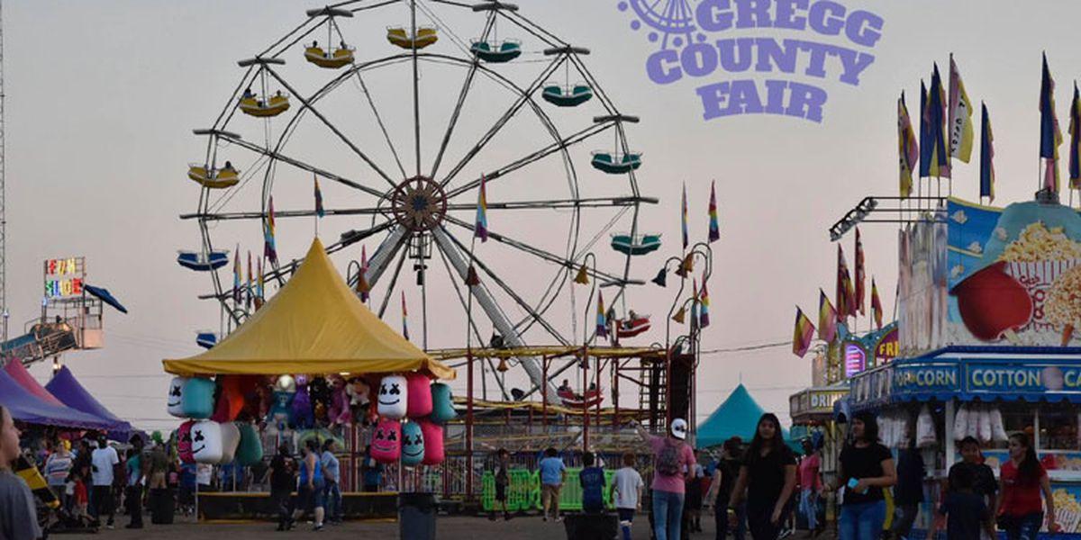 Feria anual del condado Gregg cancelada