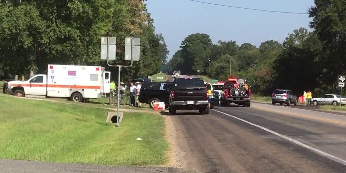 Hombre muere en tiroteo contra funcionarios del Condado Nacogdoches