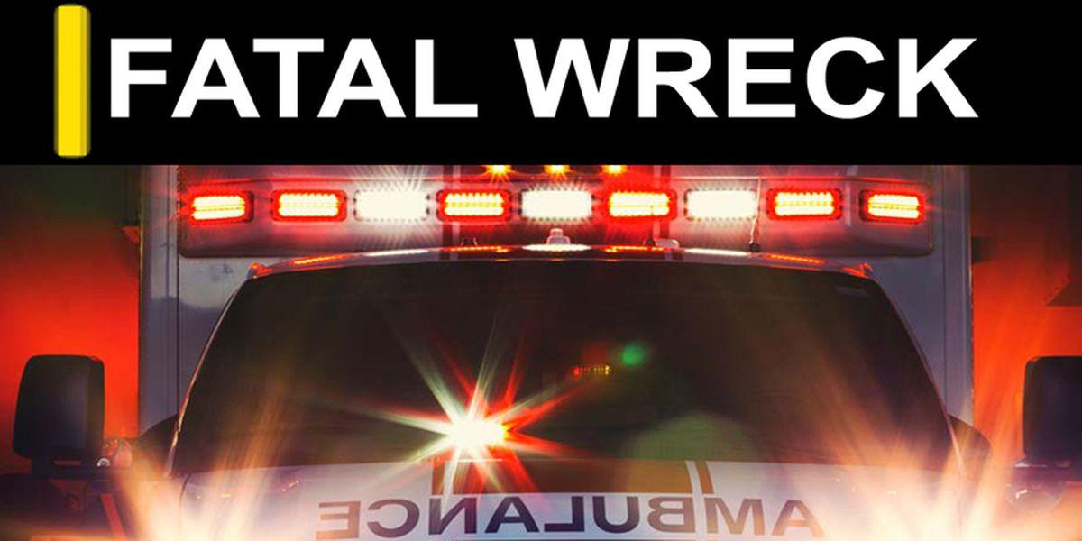 Hombre muere en un choque de un vehículo en el condado Van Zandt el lunes por la noche