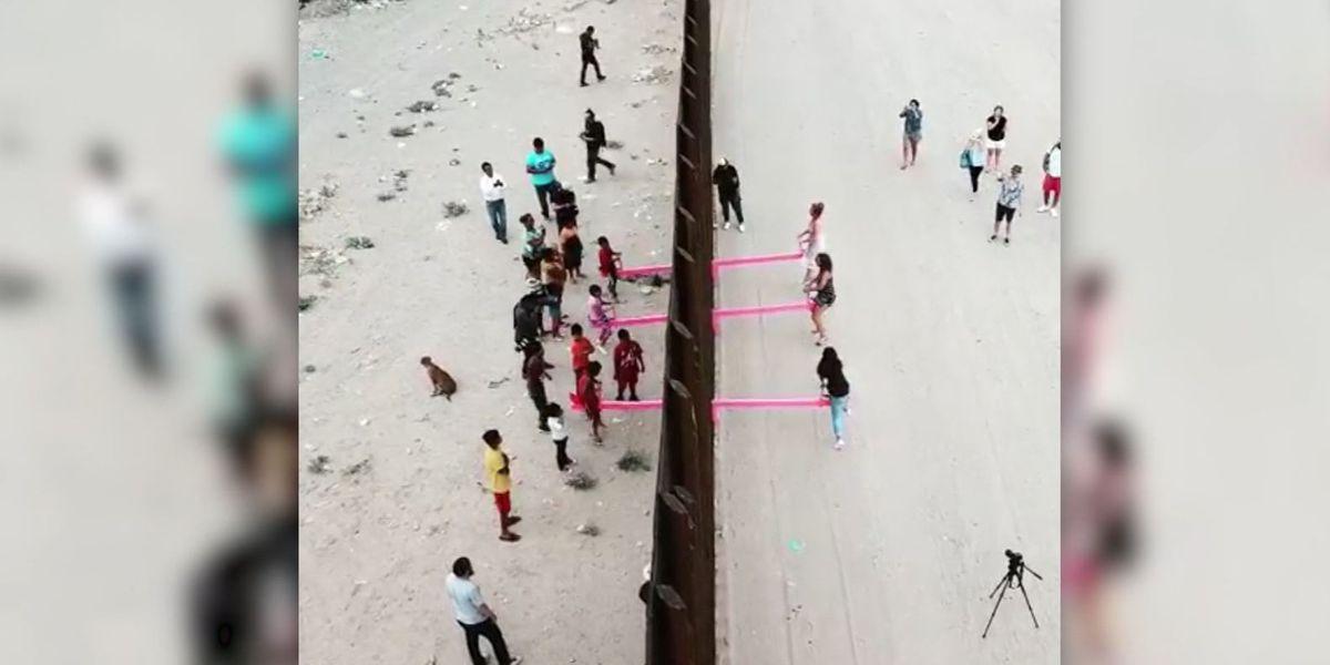 Subibajas en frontera EEUU-México ganan premio a diseño