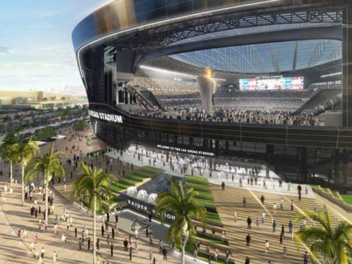Los Raiders abren sus instalaciones en las Las Vegas
