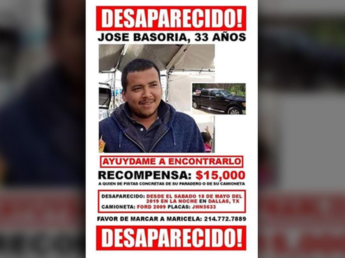 Familia busca por padre desaparecido de Dallas