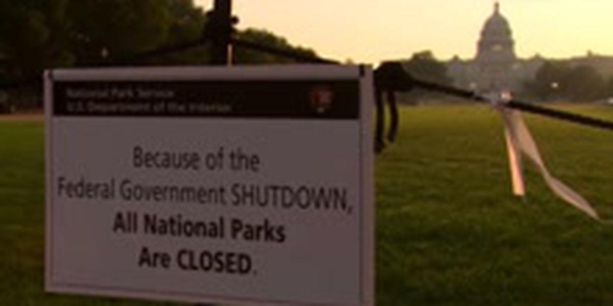 VIDEO: Cierre parcial del gobierno nacional podría afectar miles de personas si continua