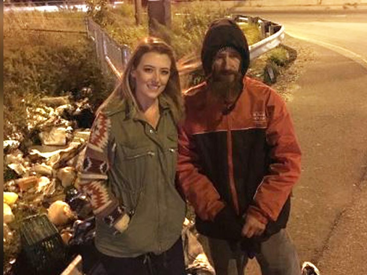 'A lie': Homeless man, couple who started $400K GoFundMe for him charged with theft, conspiracy