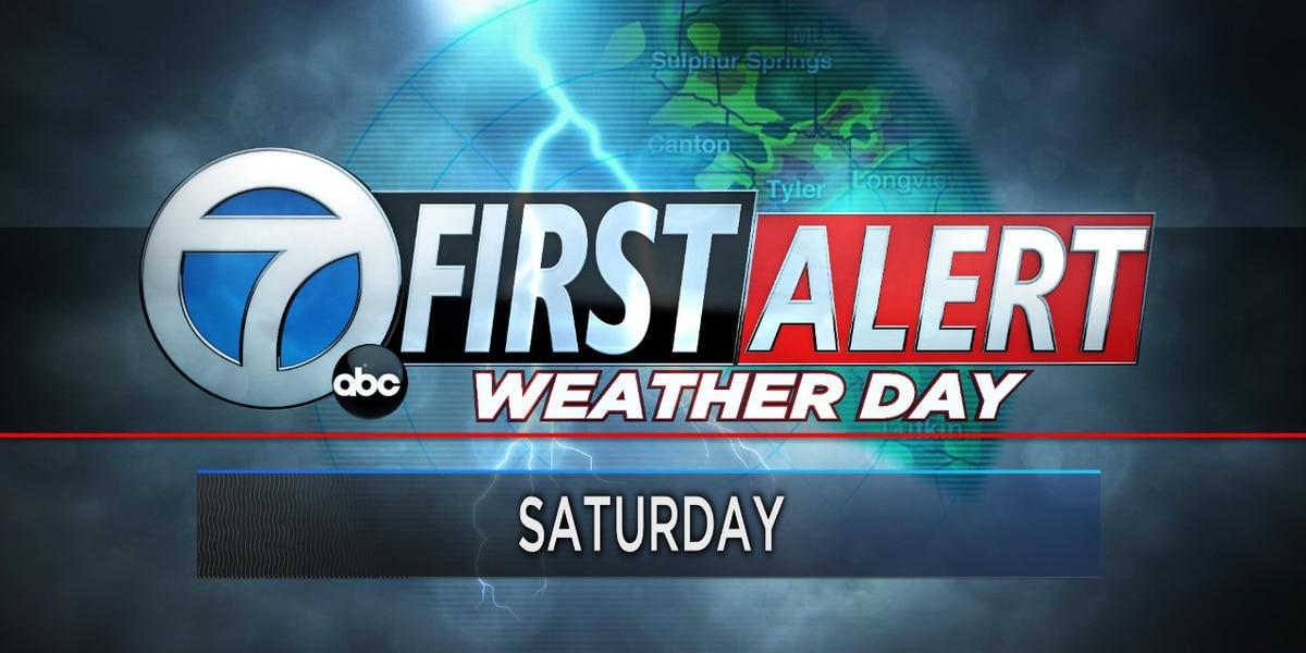 Día de Primera Alerta Climática en efecto por sábado