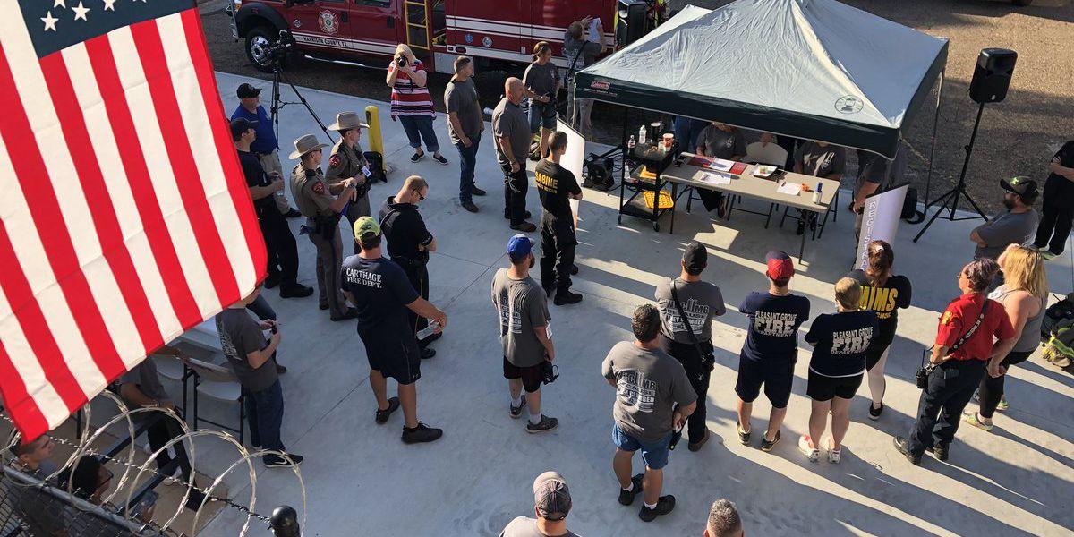 Comunidades del Este de Texas honran las víctimas del 11 de septiembre