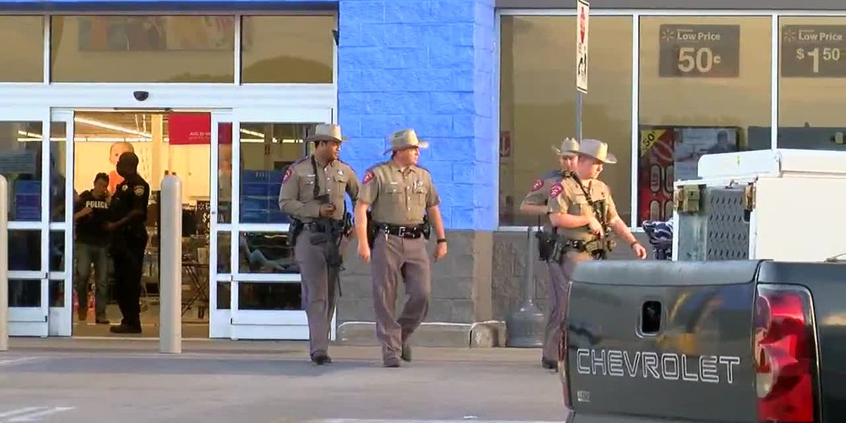 RAW: Tyler police release 911 calls after shots fired call at Highway 64 Walmart