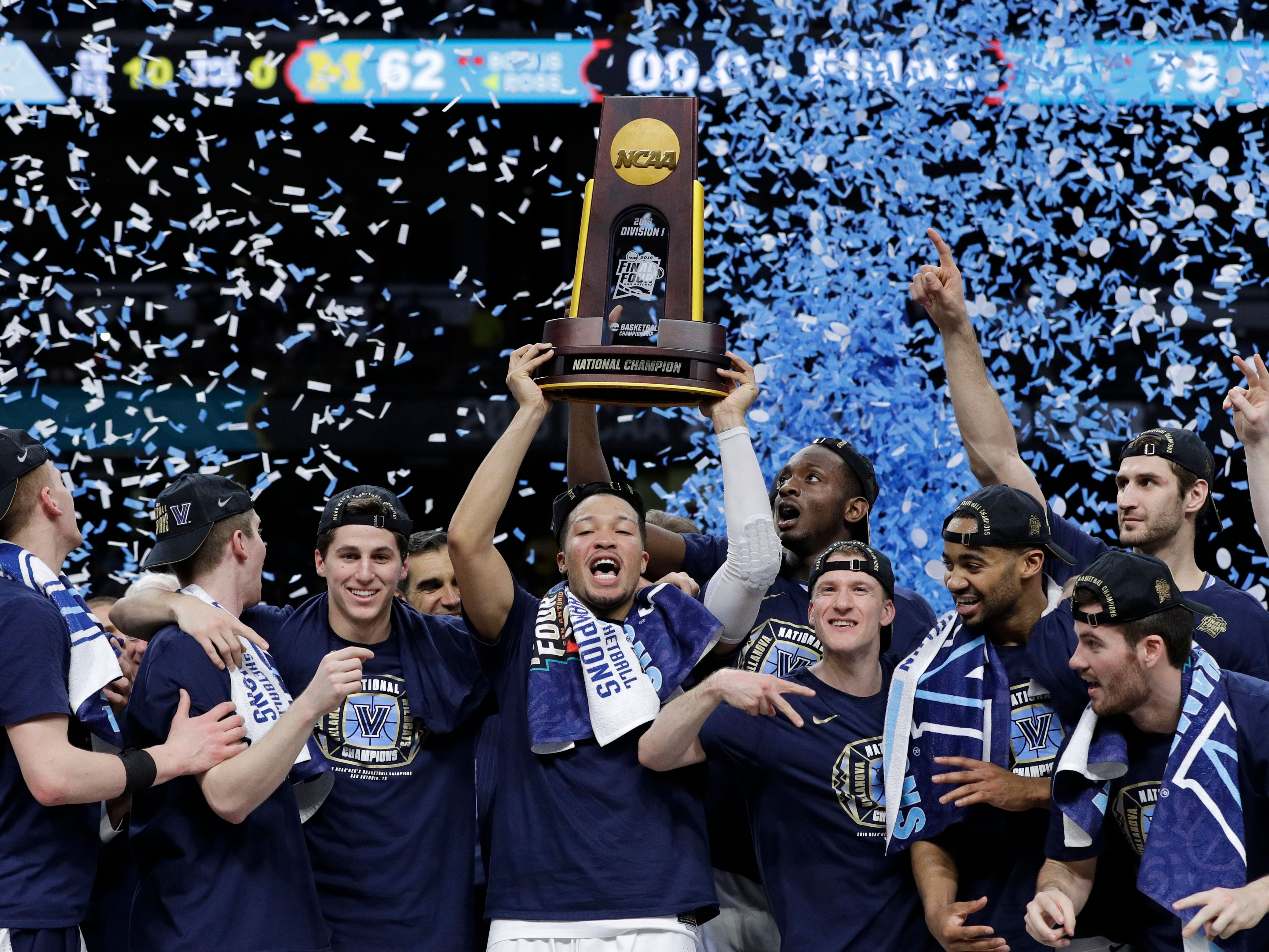 NCAA tournament: Let the games begin - in earnest