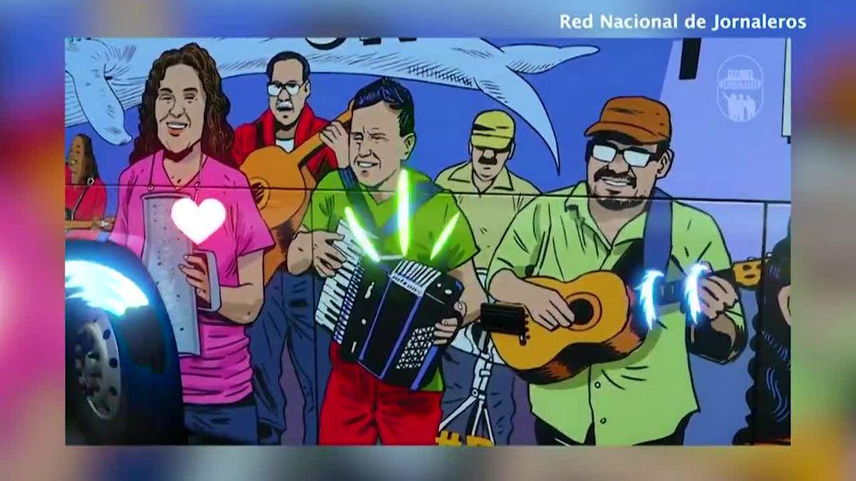 Elección en Estados Unidos: Inspirando a los votantes latinos a través de la música